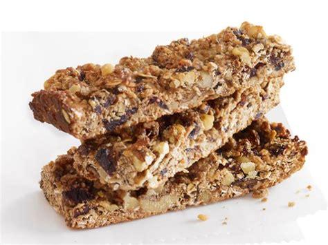 healthy energy bars recipe fig and walnut energy bars recipe ellie krieger food