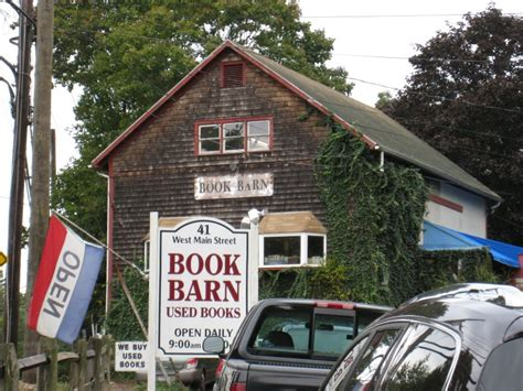 The Book Barn quot the book barn quot niantic conn photo trip photos at