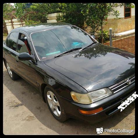 Jual Toyota Great Corolla toyota great corolla 1 6 ae 1993 mobilbekas