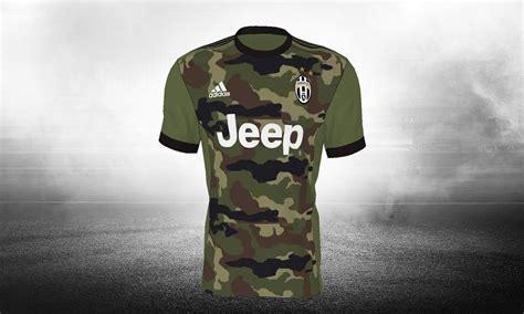 Juventus Original 3 juventus 3e shirt 2017 2018 uitgelekt voetbalshirts