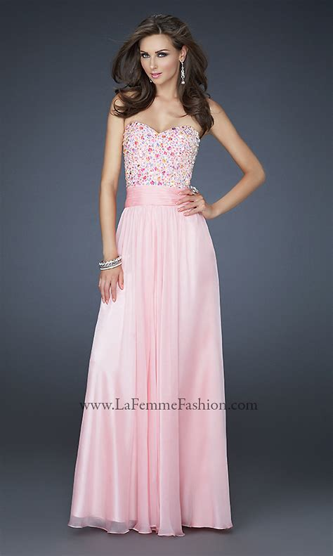 Dress Pink baby pink prom dress traumabendkleider formal dresses 2013