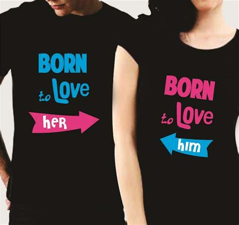 T Shirts For Couples Sweatshirts Matching T Shirts