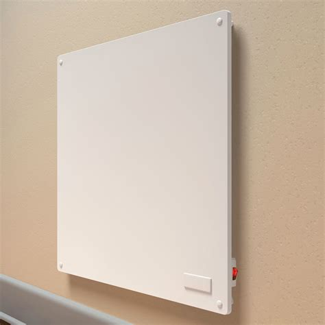 electric wall board heaters econo heat 400 watt electric wall panel convection heater