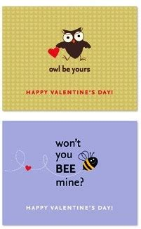 Be Mine Card Template by Stingville December 2011