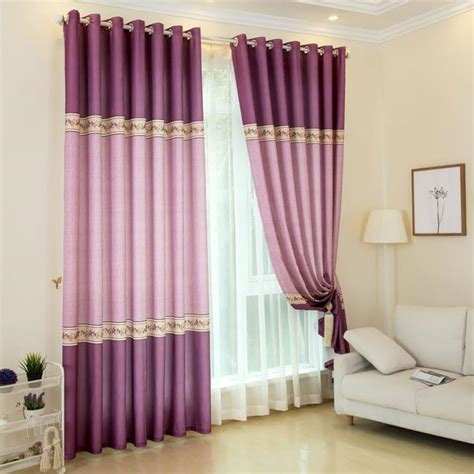 purple curtains for girls room pink and purple floral beautiful romantic curtains for