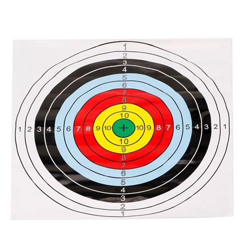 Target Sasaran Panah 40 X40 Cm kertas menembak target promotion shop for promotional kertas menembak target on aliexpress