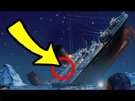 Facts About The Titanic Sinking titanic facts did sinking the titanic create the federal