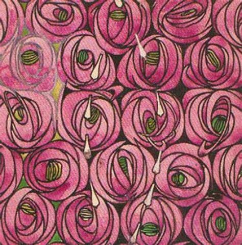 pattern là gì charles rennie mackintosh 1868 1928 artnouveau4
