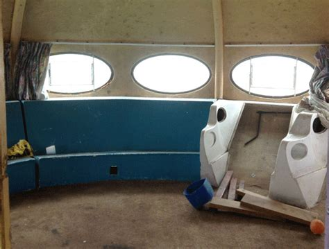futuro house interior the futuro house united kingdom unspecified location information photographs