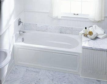 devonshire bathtub kohler k 1184 la 0 devonshire 5 bath with integral apron