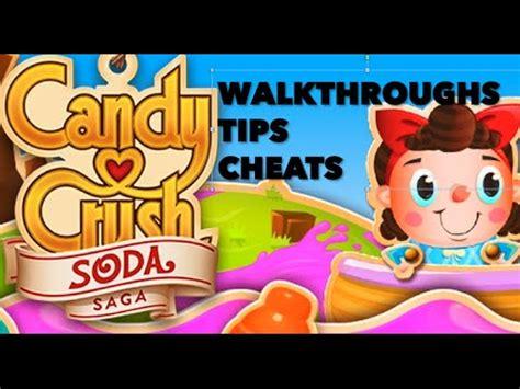 candy crush soda saga level 1 new game! youtube