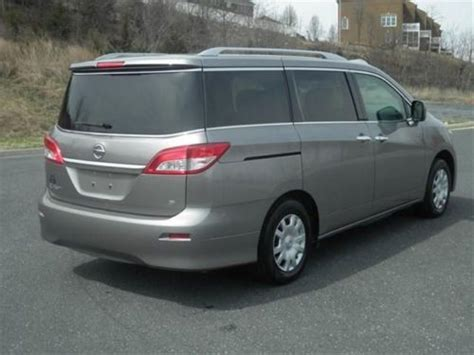 find used 2012 nissan s in brooklyn new york united find used 2012 nissan quest s only 16k miles showroom