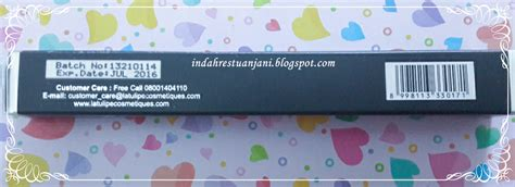 Harga Lt Pro Eyebrow indah restu anjani review eyebrow pencil lt pro brown