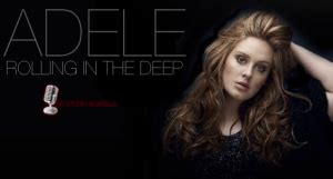 adele free ringtone rolling in the deep isolated vocal tracks you should hear rolling in the