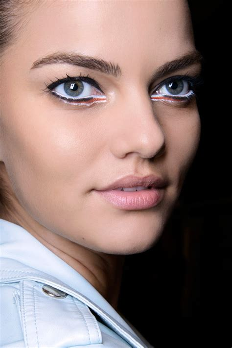 Eyeliner White ways to wear white eyeliner in the winter stylecaster