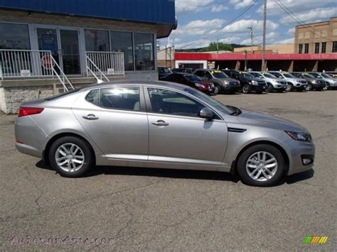 Kia Optima Satin Metal 2013 Kia Optima Lx In Satin Metal Metallic Photo 11