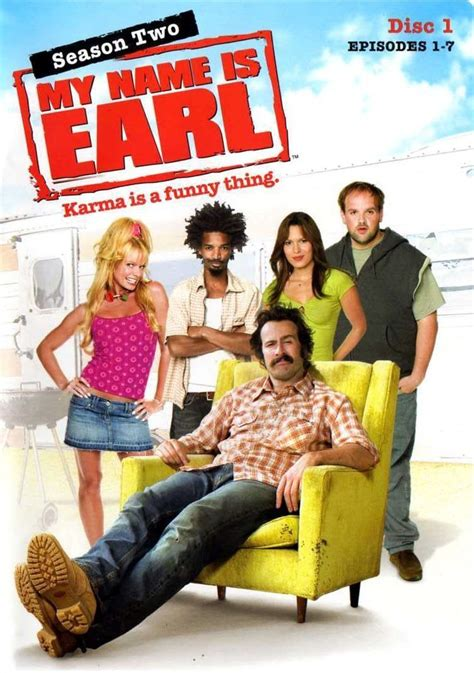 the earl and the my name is earl 2005 poster tvposter net