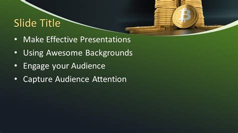 Free Cryptocurrency Bitcoin Powerpoint Template Free Powerpoint Templates Bitcoin Powerpoint Template