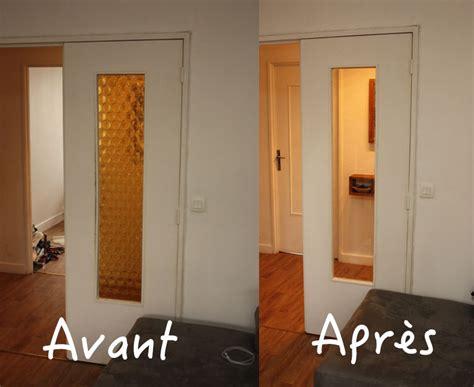 Comment Changer Une Porte De Chambre by Tuto Brico Changer Des Vitres Sur Une Porte Int 233 Rieure