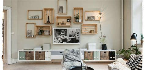 ideas para decorar tu casa cinco ideas para decorar tu casa con cajas de madera