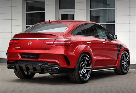 mercedes amg gle   coupe topcar inferno