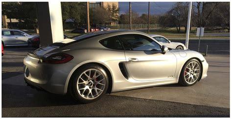 Porsche Cayman Felgen by 19 Quot Boxster Cayman Bbs Wheels And Michelin Tires