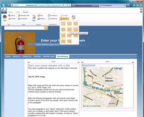Sharepoint Design Vorlagen einf 252 hrung in office 365 5 sharepoint bertschy