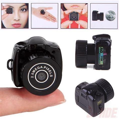camaras minis smallest mini camera camcorder pinhole dvr hidden digital
