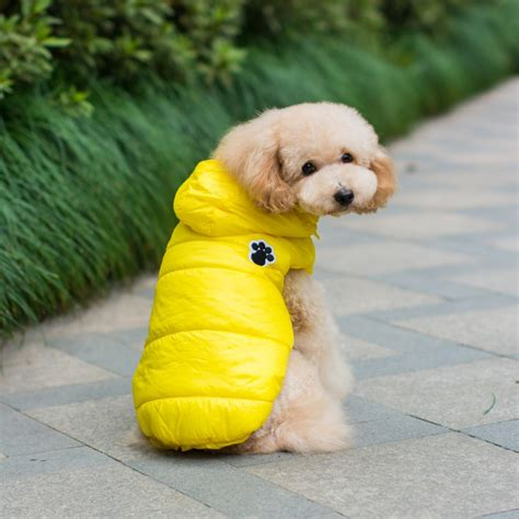 shipping puppies free shipping warm winter clothes fleece winter overalls coat for small
