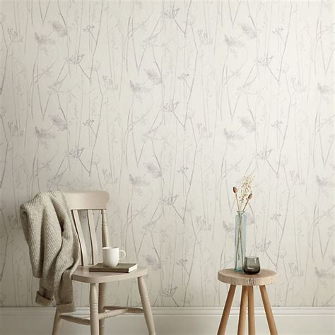 grey wallpaper john lewis john lewis croft collection grasses wallpaper french grey