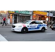 SPVM 2014 FORD TAURUS MONTREAL POLICE CAR  YouTube