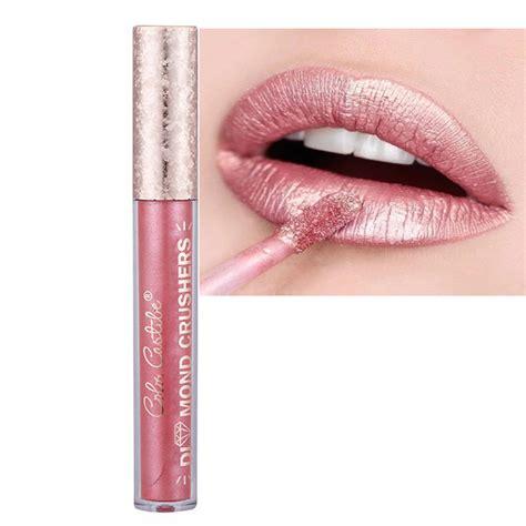 Lip Gloss Makeup Forever lasting shimmer lipstick matte lip gloss waterproof