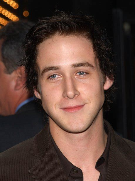 mega ryans looks over the years ryan gosling at the murder by numbers premiere ryan