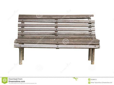 white wooden bench outdoor garden bench stock image image of olden patio broken