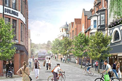 buy house guildford guildford town centre redevelopment visions unveiled get surrey