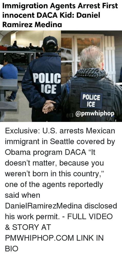 Daniel Ramirez Medina Criminal Record 25 Best Memes About Mexican Immigrants Mexican Immigrants Memes
