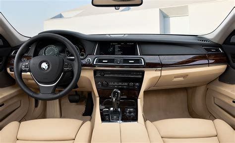 Bmw Interiors by Car And Driver