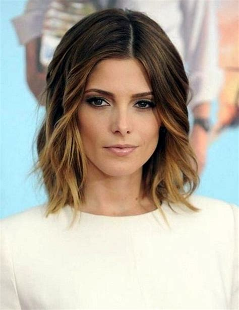 medium length wash wear hairstyles 25 best ideas about shoulder length hairstyles on