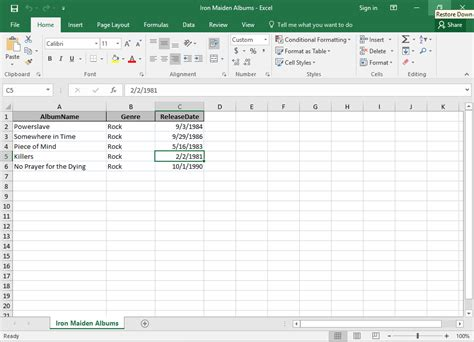 Convert Excel Spreadsheet To Database by Convert Access Database To Excel