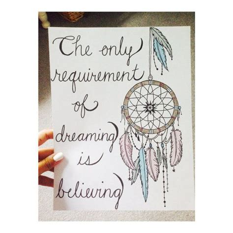 dream catcher tattoo and quote drawn dreamcatcher quote pencil and in color drawn