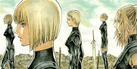 Komik Claymore No 14 mea s thoughts on claymore nerdophiles