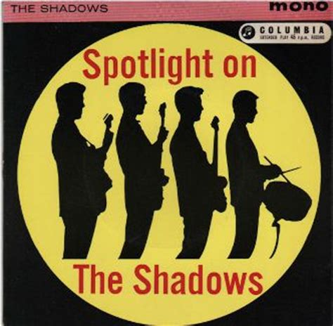 spotlight on the shadows