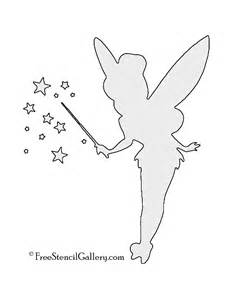 tinkerbell pumpkin carving templates tinkerbell 02 stencil free stencil gallery