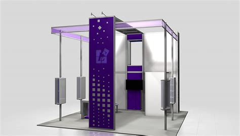 booth design canada 20 x 20 booth design exposystems canada exhibits and