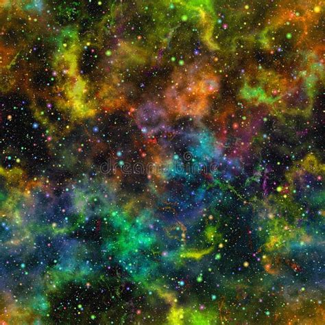 colorful universe abstract colorful universe multicolor nebula starry