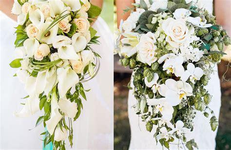 fiori a cascata e tu di quale bouquet sei nozze 224 la carte