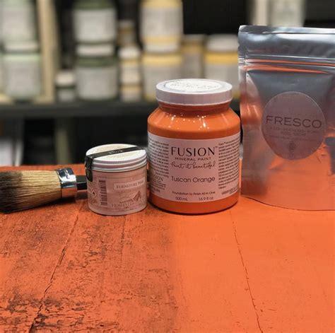 tuscan orange tuscan orange fusion mineral paint