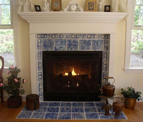 blue marble tile fireplace mantel surround also antique