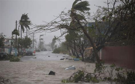 Imagenes Huracan Maria Pr | im 225 genes del paso del hurac 225 n mar 237 a por puerto rico