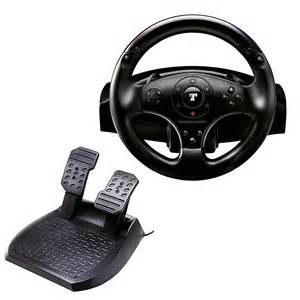 Thrustmaster Steering Wheel Ps3 Setup Thrustmaster T100 Feedback Racing Wheel For Ps3 Or